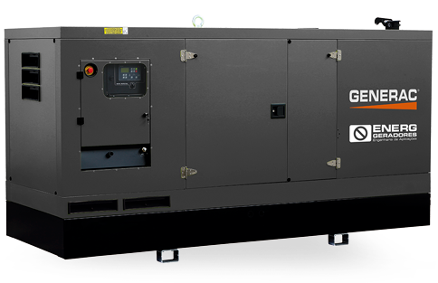 Geradores a Diesel-de15 a 800 kVA