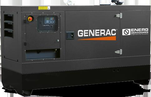 Geradores a Diesel-de 15 a 800 kVA