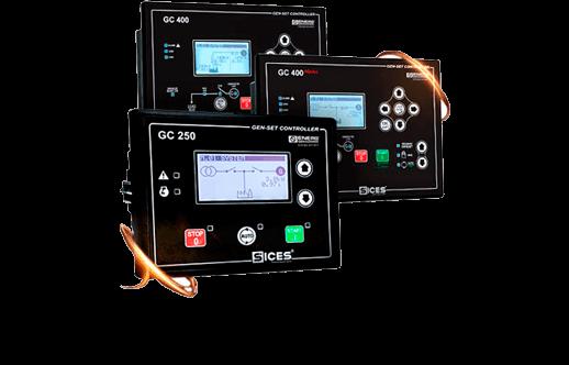 Controladores Módulos Microprocessados